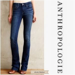 NWOT ANTHROPOLOGIE PILCRO HIGH WAISTED JEANS
